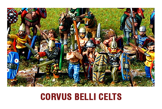 CORVUS BELLI: CELTS